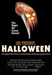 Halloween Movie Poster | The Whitening Store | The Smile Blog
