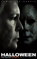 Halloween 2018 Movie Poster | The Whitening Store | The Smile Blog