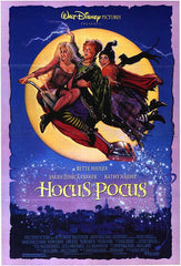 Hocus Pocus Movie Poster | The Whitening Store | The Smile Blog