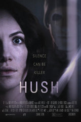 Hush Movie Poster Movie Poster | TheWhiteningStore.com | The Smile Blog