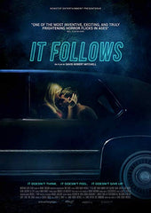 It Follows Movie Poster Movie Poster | TheWhiteningStore.com | The Smile Blog