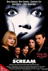 Scream Movie Poster | The Whitening Store | The Smile Blog