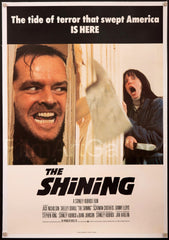 The Shining Movie Poster | The Whitening Store | The Smile Blog