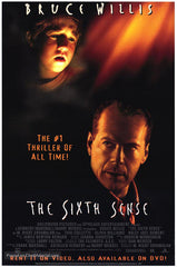 The Sixth Sense Movie Poster | TheWhiteningStore.com | The Smile Blog