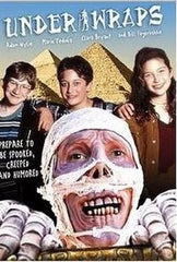 Under Wraps Movie Poster | The Whitening Store | The Smile Blog