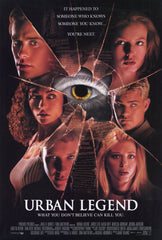 Urban Legend Movie Poster | The Whitening Store | The Smile Blog