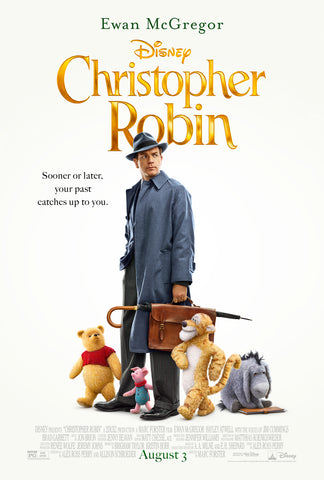 Disney's Christopher Robin | The Smile Blog | TheWhiteningstore.com