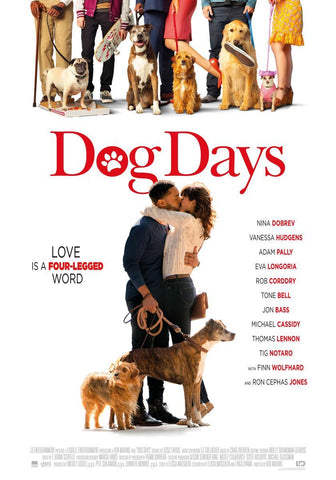Dog Days movie | The Smile Blog | TheWhiteningStore.com
