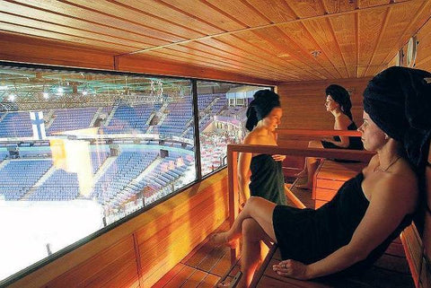 Saunas in Finland | The Smile Blog | The WhiteningStore.com