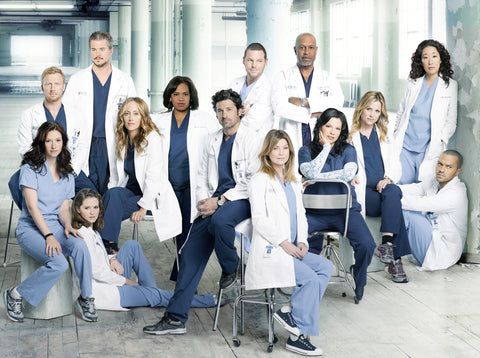 Grey's Anatomy | The Smile Blog | TheWhiteningStore.com