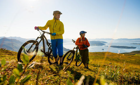 Bike riding in Norway | The Smile Blog | TheWhiteningStore.com
