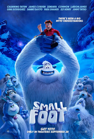 Smallfoot movie | The Smile Blog | TheWhiteningStore.com