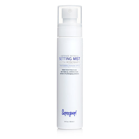 Supergoop Setting Mist | The Smile Blog | TheWhiteningStore.com