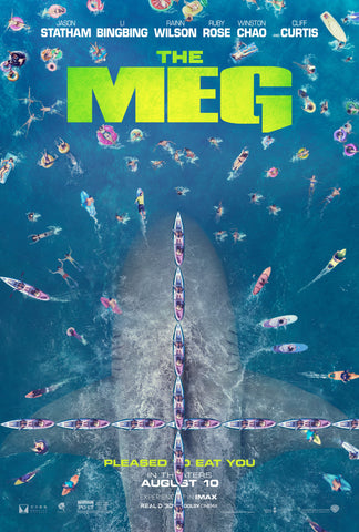 The Meg Movie | The Smile Blog | TheWhiteningStore.com