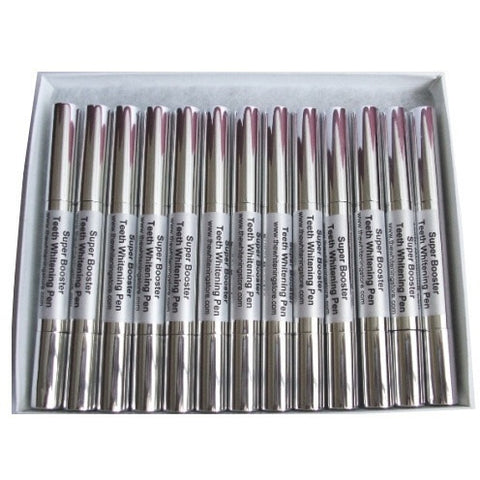 Teeth Whitening Pens in Resale Box 12-Pack