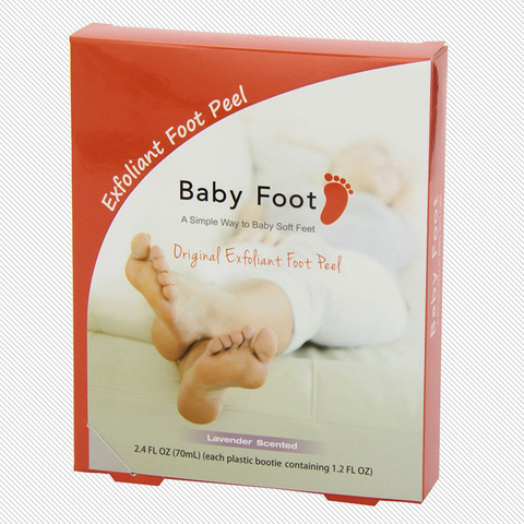 BabyFoot™ Exfoliant Kit