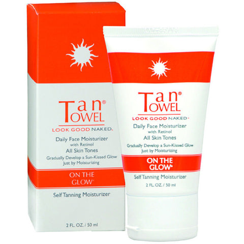 On The Glow® Face & Body Tanning Moisturizer