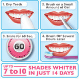 Hydrogen Peroxide Teeth Whitening Pen - PRO USE