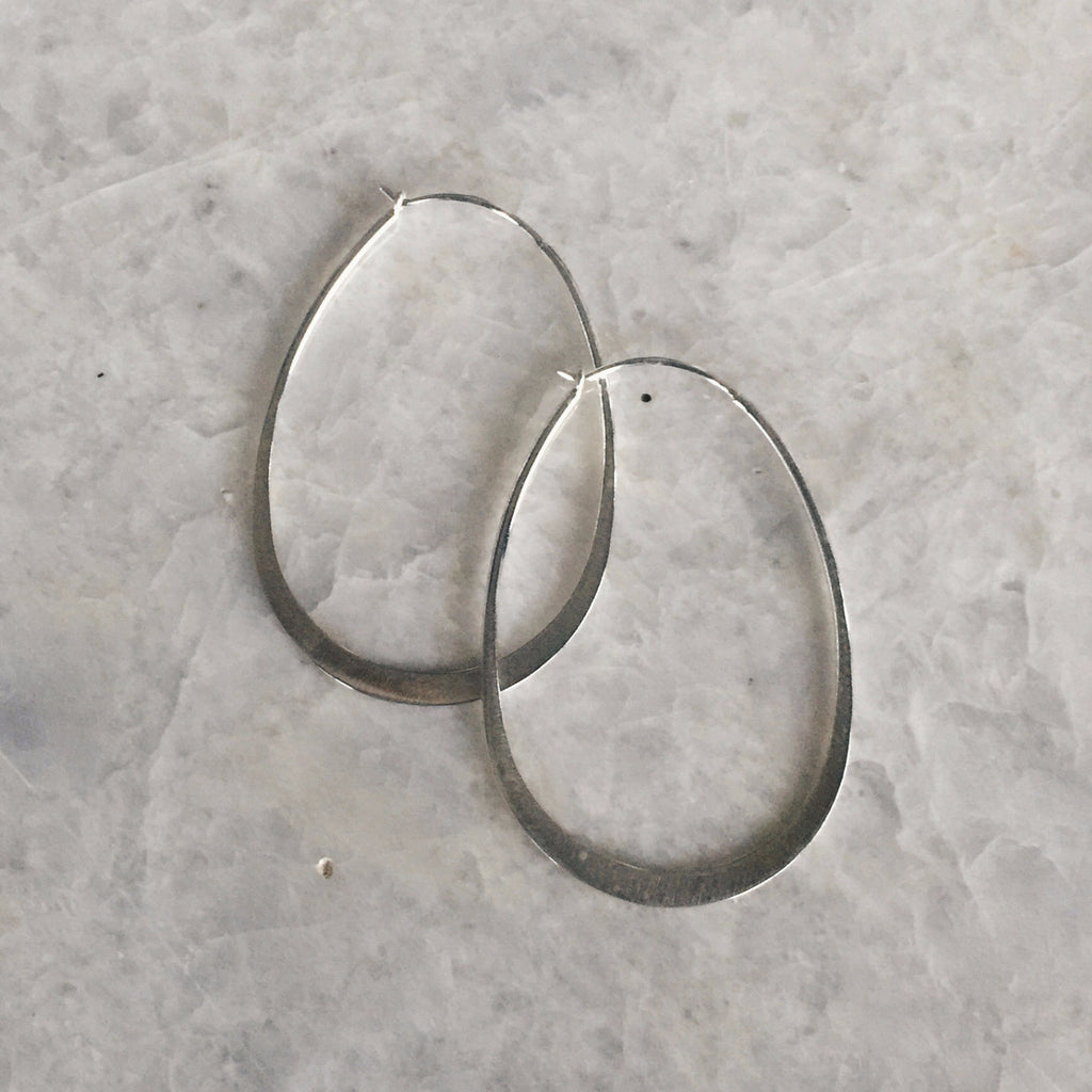 Semi Circle Earrings