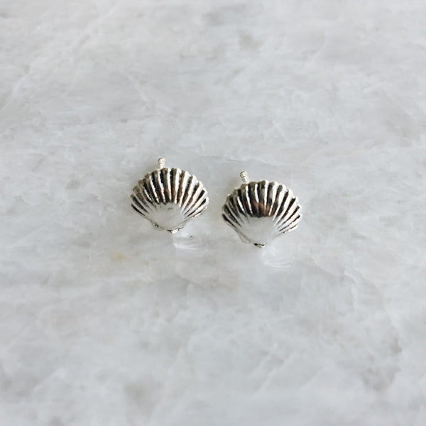 Clamshell Studs