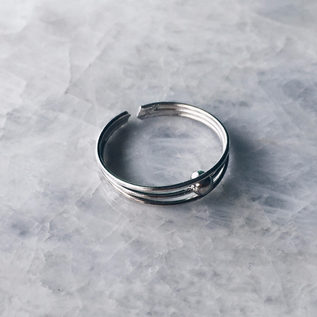 Ball Single Toe Ring