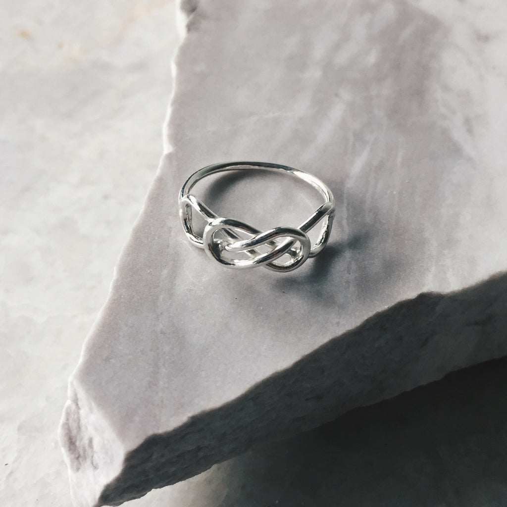 item ring silver double infinity gilbert accessories jewelry sterling in detail az