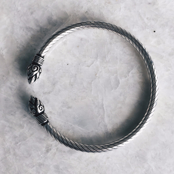 4mm Twisted Thai Bracelet