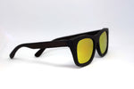 Tenby: Mens Wooden Sunglasses - Solis Bamboo Sunglasses