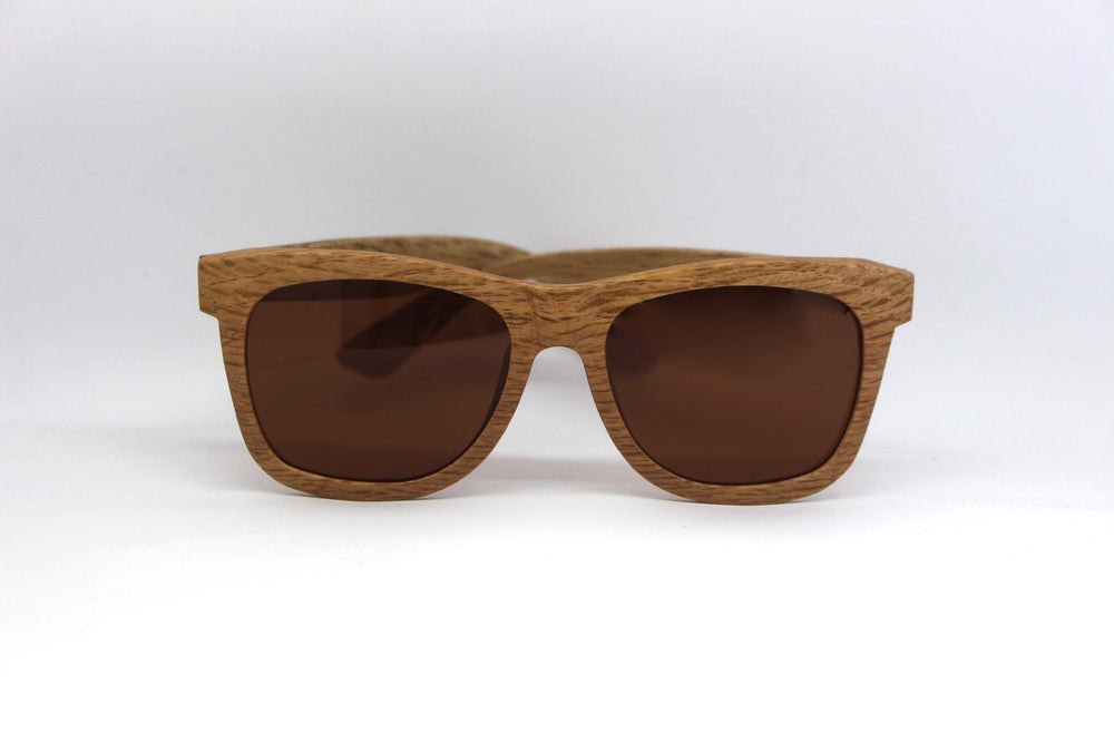 Bourton: Mens Wooden Sunglasses - Solis Bamboo Sunglasses