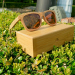 Bourton: Mens Wooden Sunglasses