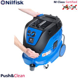 Nilfisk Attix 33 PC | M Class Vacuum Dust Extractor 110V