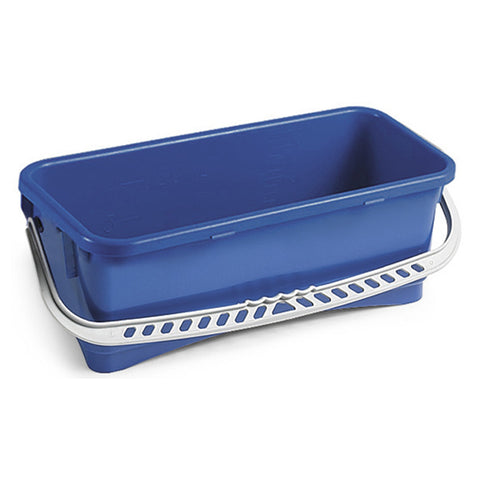 55cm Flat Mopping Bucket - No Wringer
