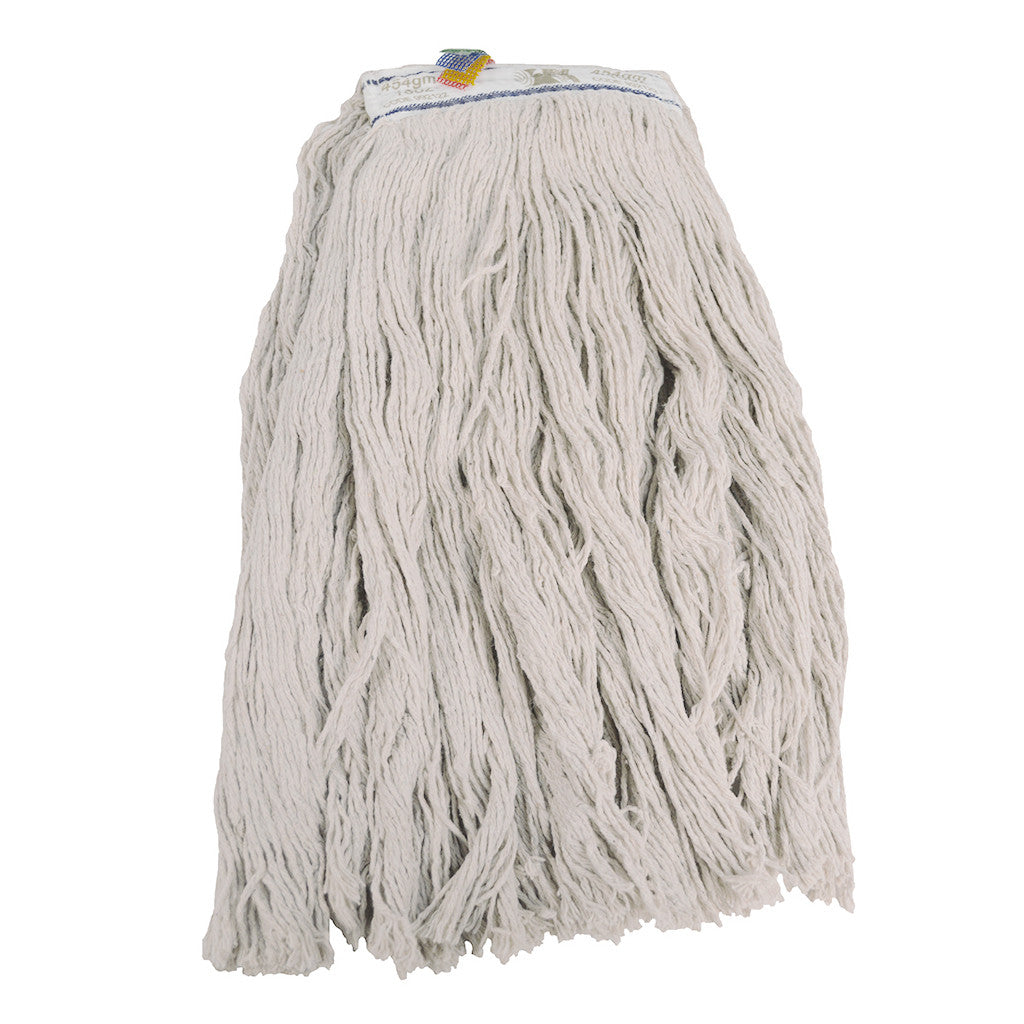 SYR Kentucky Mops 12oz - Twine Cut End Narrow Band