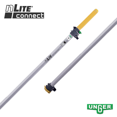 Unger nLite® Connect - AN30G Aluminium Extension Pole - 2 Section / 10ft