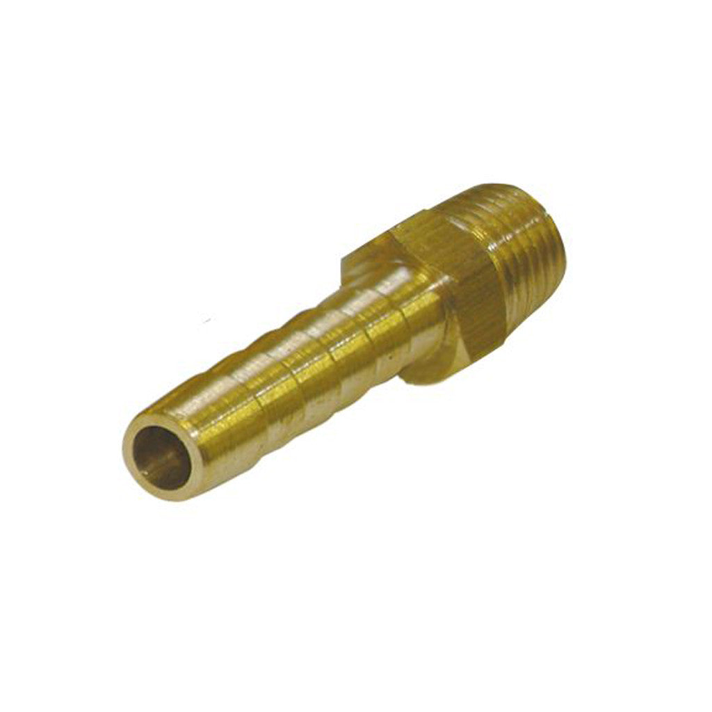 Streamline Brass Male Thread to Hosetail - BHT18