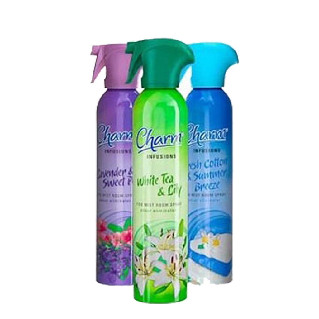 Charm Infusions Air Freshener & Deodoriser - 240ml