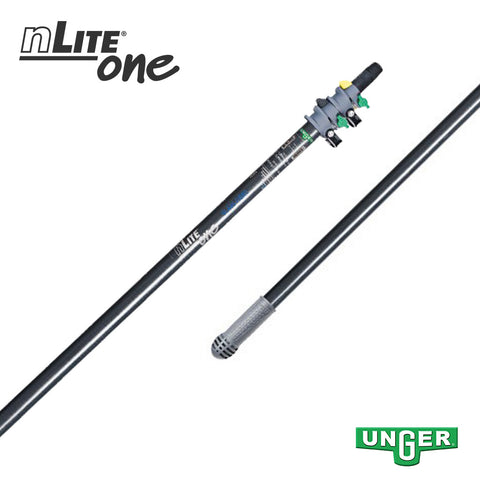 Unger nLite® One - GF16T Glass Fibre - 2 Section / 8ft Pole