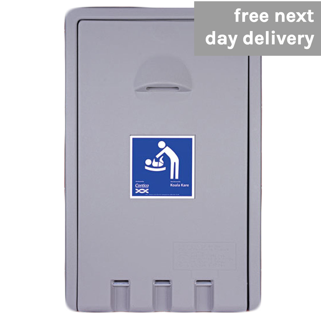 Image of: Go Buy Koala Kare Vertical Baby Changing Station Go Cleaning Supplies
