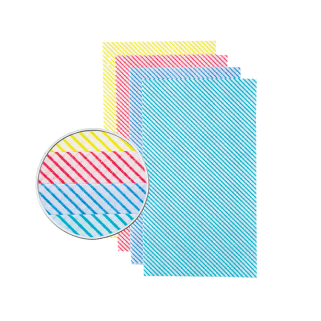 All Purpose Semi Disposable Cloths - 50 Pack