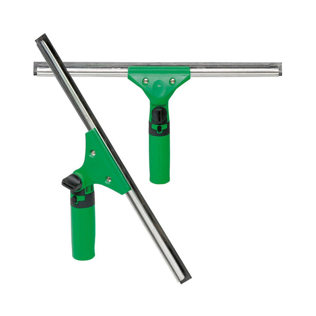 Unger ErgoTec® SwivelLoc Squeegee Handle | 0° Angle | LS000