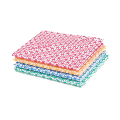 Vileda - Medium Weight Non Woven Cloths - 10 Pack