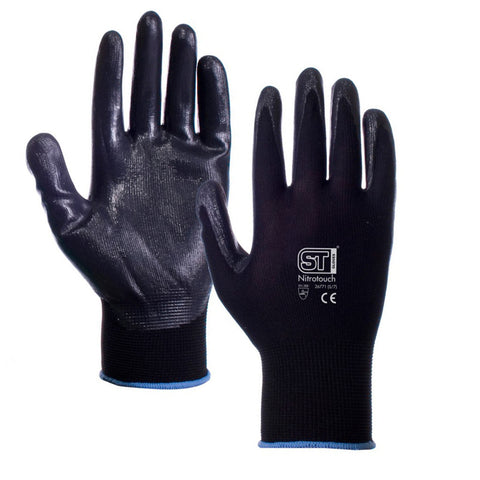Nitrotouch® Gloves | Nitrile Handling Gloves
