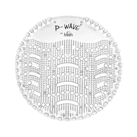 P-Wave Urinal Deodorising Screen | Pack 10 | Honeysuckle