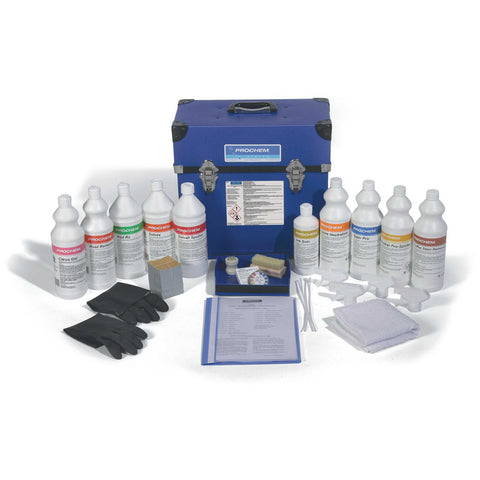 Prochem | 'PSK' Professional Spotting Kit | Professional Spot & Stain Removing Kit | PR3401