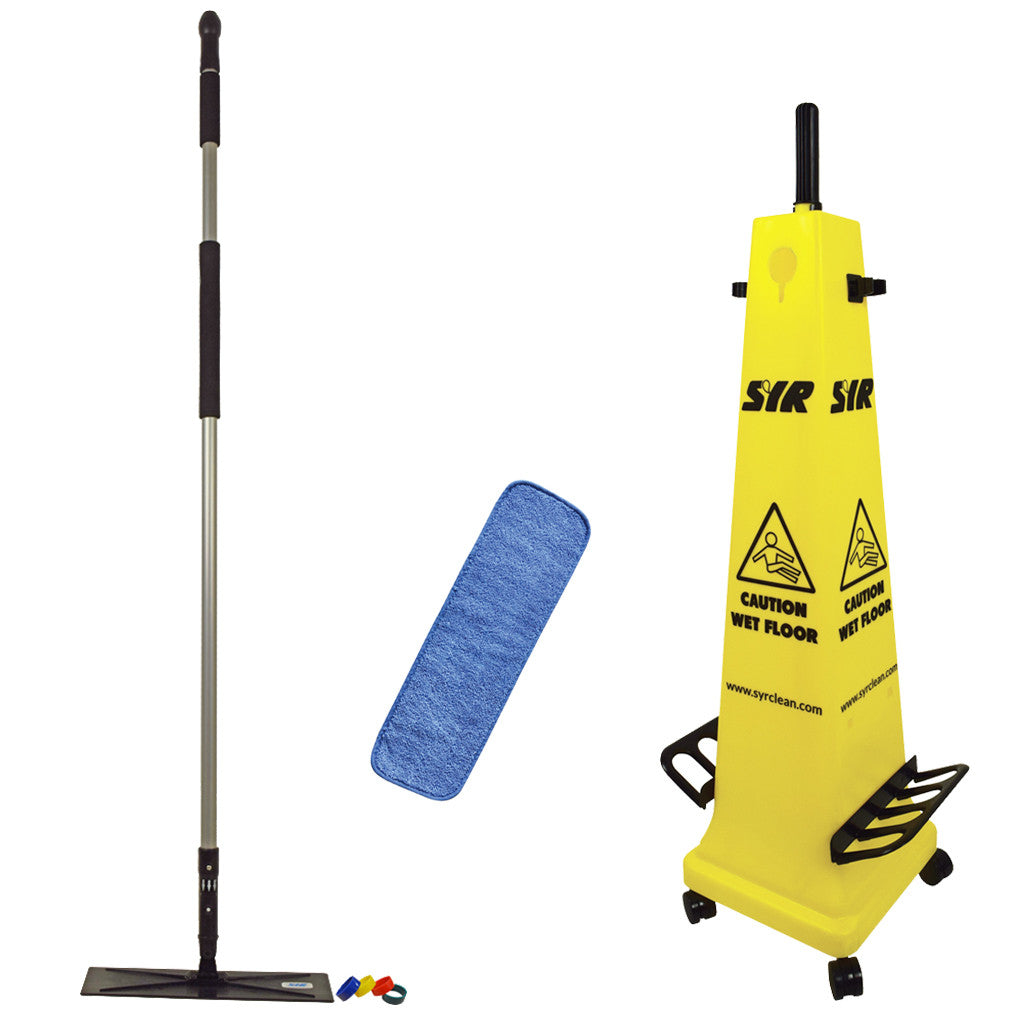 SYR Rapid Mop & Rapid Response Mopping Kit