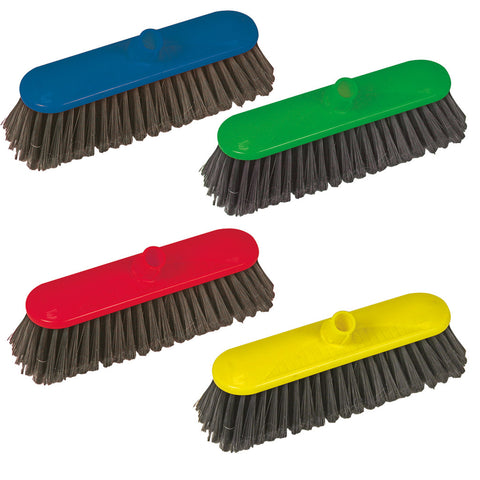 "SYR Interchange Soft Sweeping Brush - 10.5"" / 27cm"