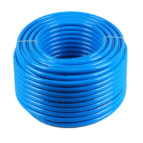 Aqualine | Blue PU Pole Hose | 6mm ID | 8mm OD | 100 Metre