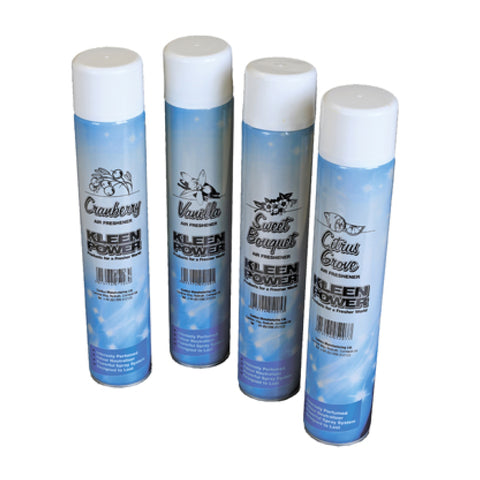 Kleenmist Power Spray Aerosol - 750ml