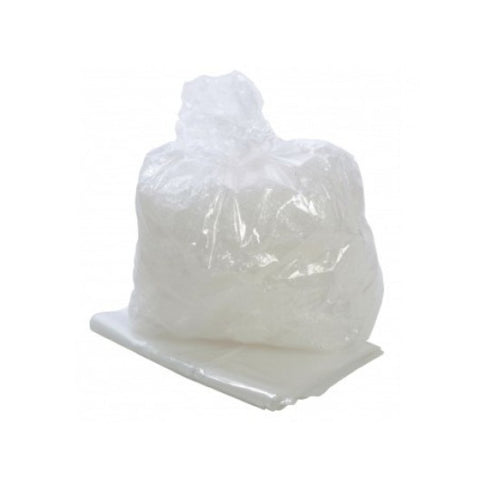 "Square Office Bin Liners - 15"" x 24"" x 24"" - Case/1000"