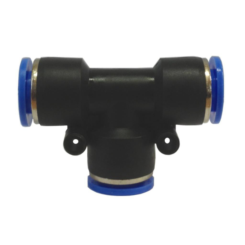 Aqualine | T-Piece Push Fit Connector | AQLPFT8